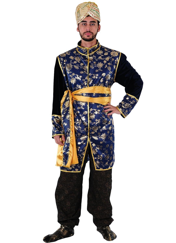 Stamco Disfraz Príncipe Hindú: Amazon.es: Juguetes y juegos