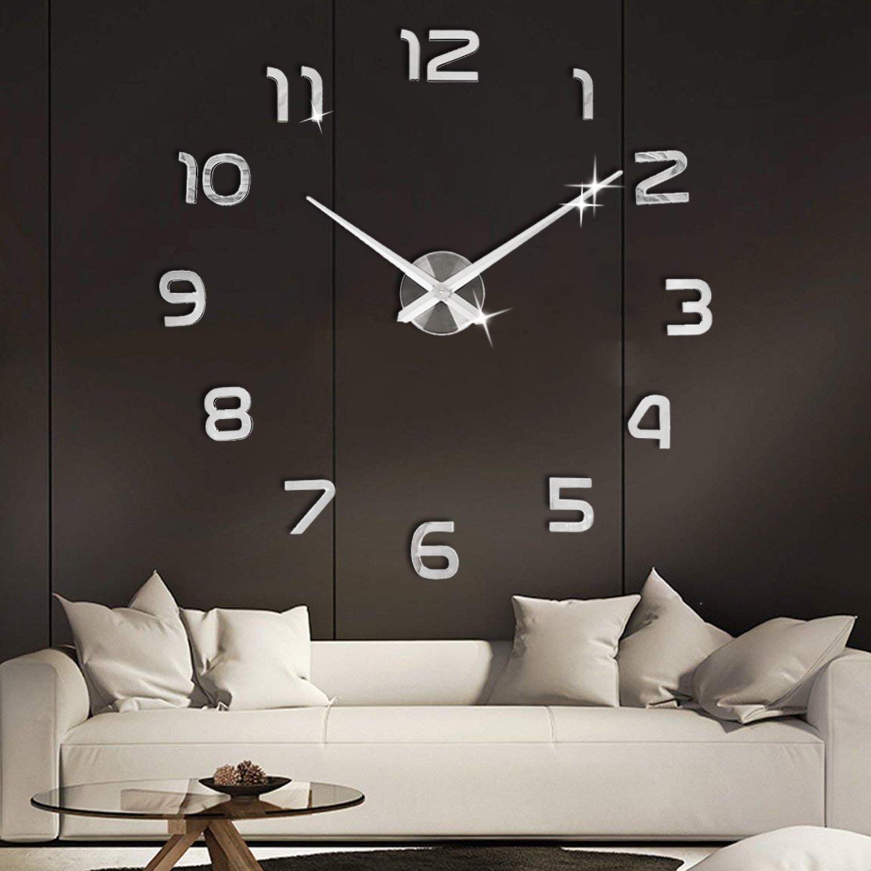 Horloge Murale Soledi Horloge Colle Le Mur D E Coration 3d