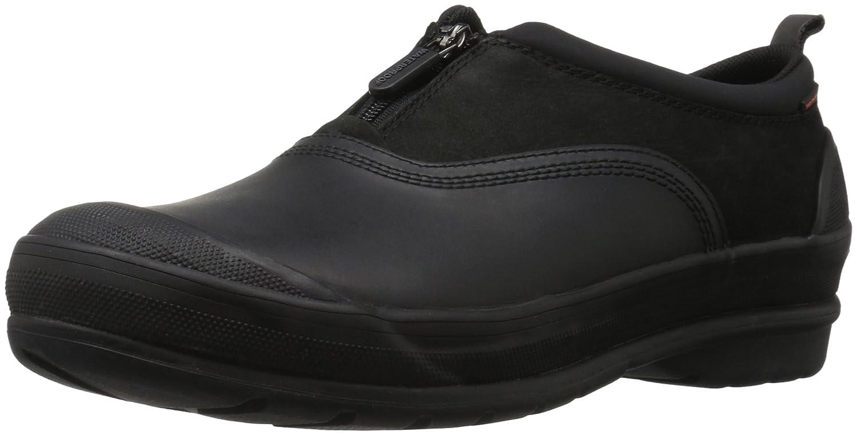 CLARKS Women's Muckers Trail Rain Shoe B01N5JGJVP 10 W US|Black
