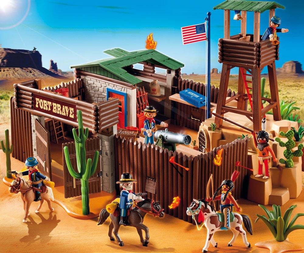 playmobil western fort Beste Bilder: