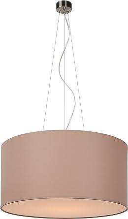 /Ø 40 cm Lucide CORAL Suspension Gris