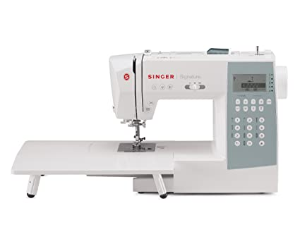 Amazon Singer 40 Signature Computerized Sewing Machine With Delectable Signature Sewing Machine