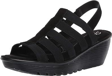 Parallel Glencoe Wedge Sandal