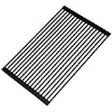 Ahyuan Large Roll-up Dish Drying Rack Square Solid