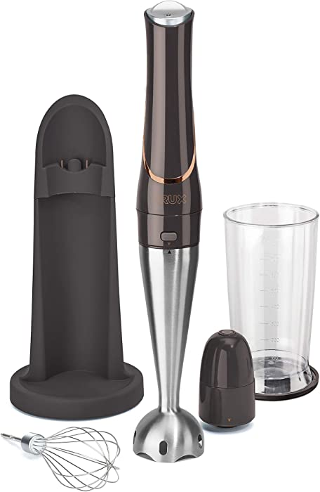 The Best Rechargeable Handheld Blender