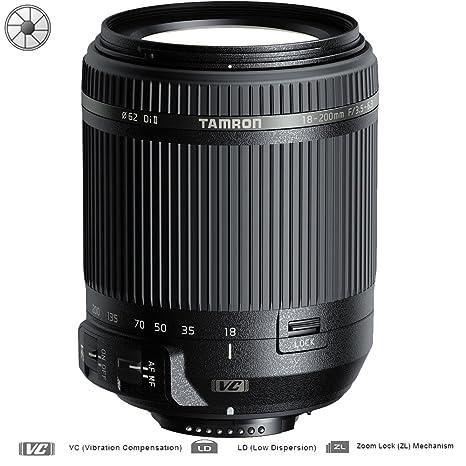 Review Tamron 18-200mm Di II