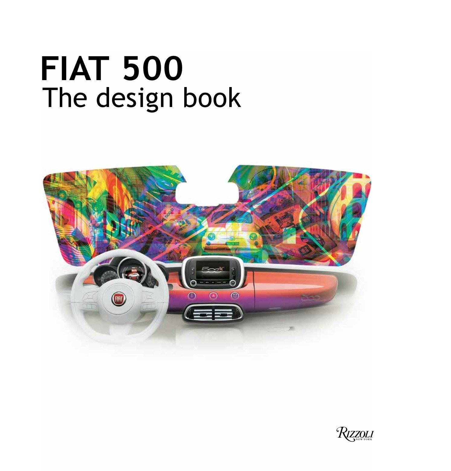 Read Online Fiat 500: The Design Book PDF