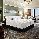 金可儿 床垫 比利时潮汐乳胶床垫 华尔道夫酒店护边系统1.5 * 2m 锆明