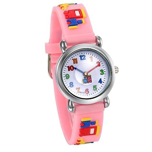 JewelryWe Relojes de Niños Niñas Reloj Deportivo Digital Analogico ...