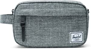 Herschel 10347-00919-OS Chapter Carry On Travel Pouch Unisex - Raven Crosshatch