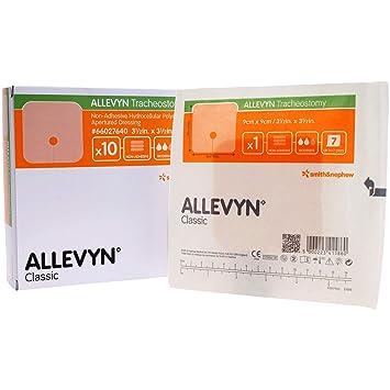 Amazon.com: Allevyn tracheostomy Vestidor, 3 1/2
