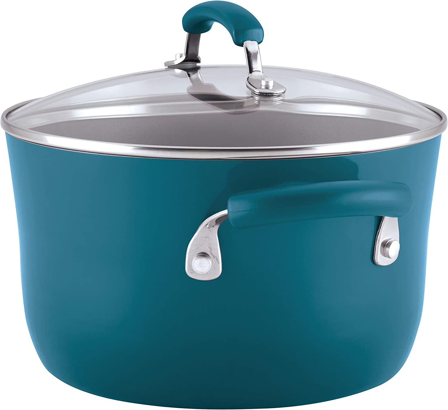 Rachael Ray Brights Nonstick Stockpot