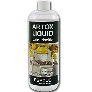 Abacus artox Liquid 1000 ML (2090) - de Fugas Detector de Fugas de Medio