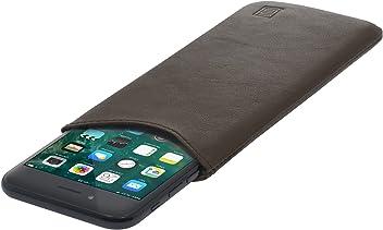 StilGut Housse Universelle pour téléphone Portable en Cuir Nappa Doux Taille M