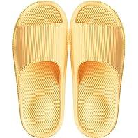 Zapatillas de estar por Casa Ultraligera de hombre y mujer, tira ancha, sandalia tipo chancla con función de masaje…