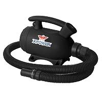 Xpower A-5 1000 Watt, Electric Air Duster & Vacuum