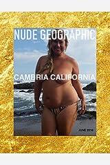 Nude Geographic - Cambria, California: Cambria Kindle Edition