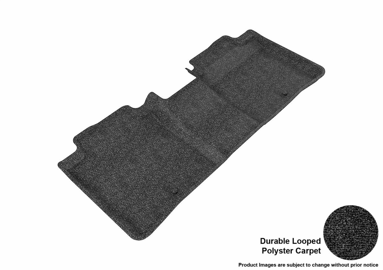 Classic Carpet L1LX02722202 Tan 3D MAXpider Second Row Custom Fit Floor Mat for Select Lexus ES// ES Hybrid Models