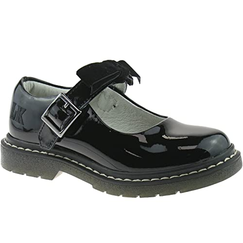a23fda0142853 Lelli Kelly Frankie Girls Black Patent Mary Jane Shoes 11/29 Std Unless  Stated in