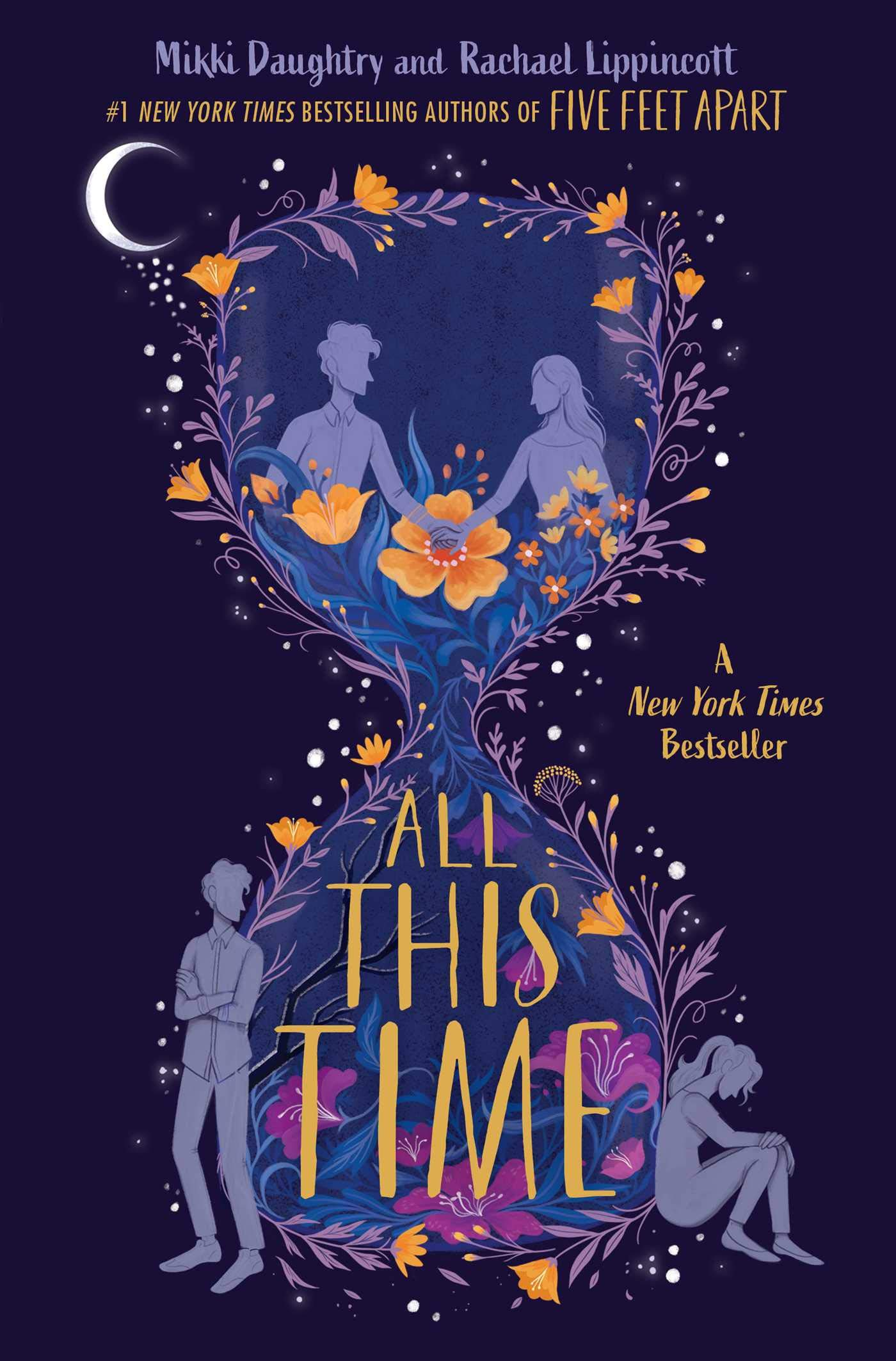 Amazon.com: All This Time (9781534466340): Daughtry, Mikki, Lippincott,  Rachael: Books