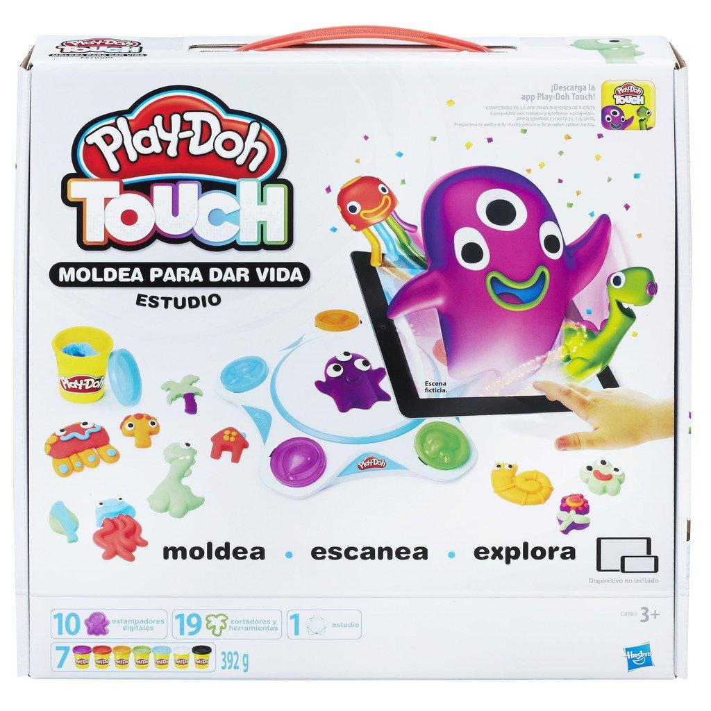 acd67361efde Play-Doh- PDH Core Estudio de Creaciones animadas, Miscelanea (Hasbro  C2860105): Amazon.es: Juguetes y juegos