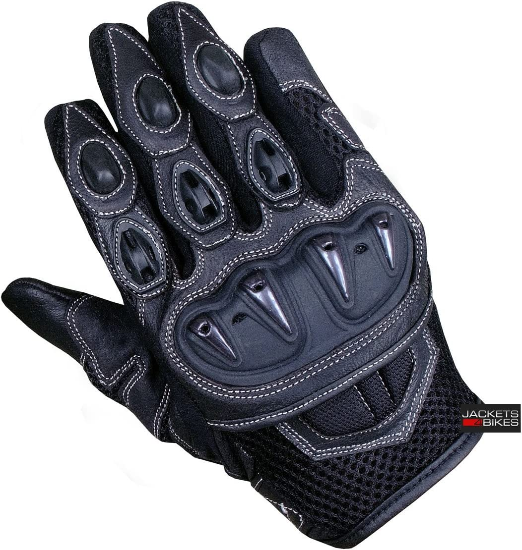 Best Motorcycle Gloves For Summer: Top 10 Review (2020) 5