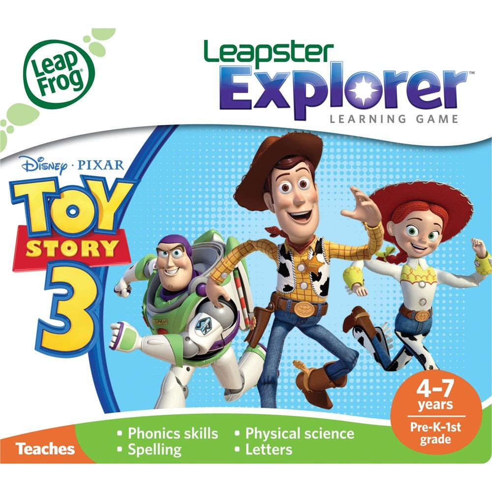 LeapFrog Toy Story 3 Learning Game
