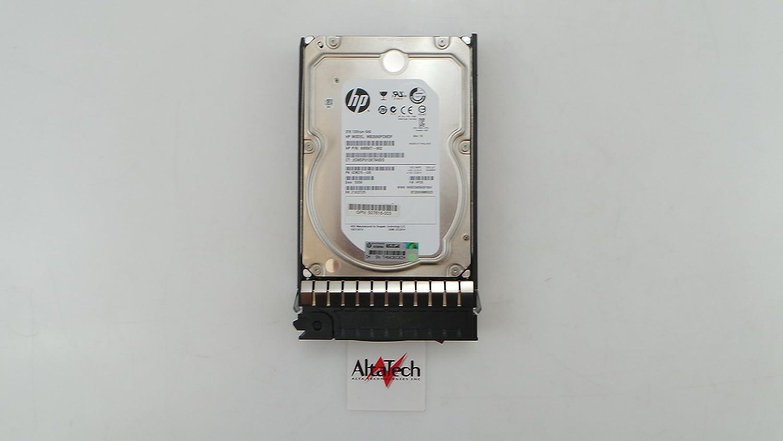 HP 508010-001 Drive, HD, 2TB, 7.2K 3.5 6G SAS HP MDL