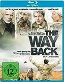 The Way Back - Der lange Weg [Blu-ray]