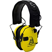$39 » Walker's Razor Slim Electronic Hearing Protection Muffs with Sound Amplification and Suppression.…