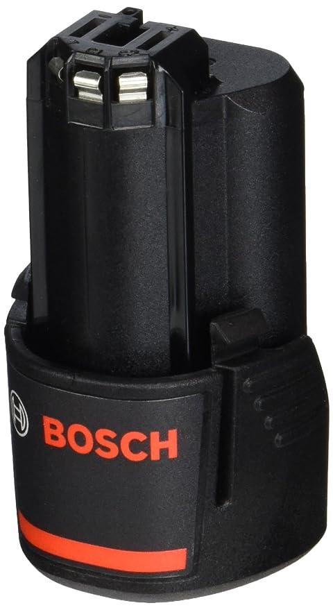 Bosch Professional 1600Z0002X - Batería de litio GBA 12V, 2 A