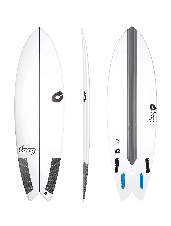 TORQ SurfBoard トルク サーフボード TEC FISH 5'6 EPS エポキシ サーフボード B07RHGWX64