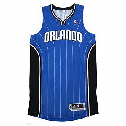 7eeebee985a8 adidas Orlando Magic NBA Blue Official Authentic On-Court Revolution 30  Away Road Jersey For