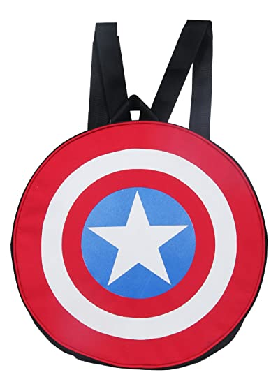 f19bac6d79aa POLE STAR Captain Shield 22 L Polyester Multicolour Casual School Bag   Amazon.in  Bags
