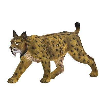 MOJO Lynx Realistic International Wildlife Toy Replica: Toys & Games
