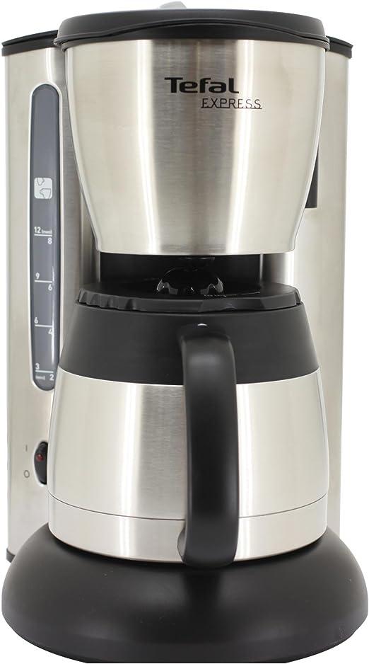 TEFAL CL115510 TEFAL EXPRESS-Cafetera de goteo isotérmica, color ...