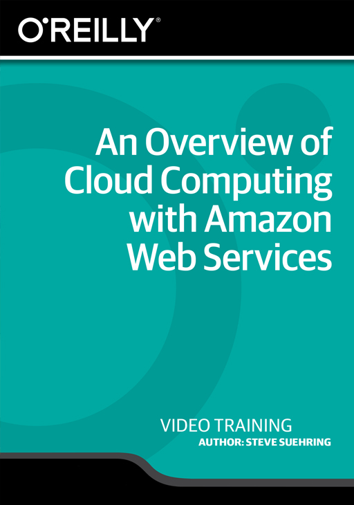An Overview of Cloud Computing with Amazon Web Services [Online Code]