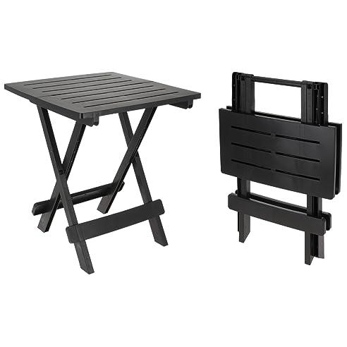 klapptisch balkon kunststoff. Black Bedroom Furniture Sets. Home Design Ideas