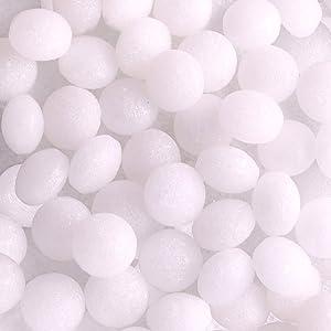 Supply Guru 15 oz Old Fashioned Original Moth Balls 15 oz. (425 Grams) Repellent Closet Clothes Protector, No Clinging Odor, Kills Clothes Moths, Eggs, Larvae, and Carpet Beetles