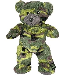 a062c79fa2d Cuddly Soft 8 inch Stuffed Camo Teddy Bear - We Stuff  em.