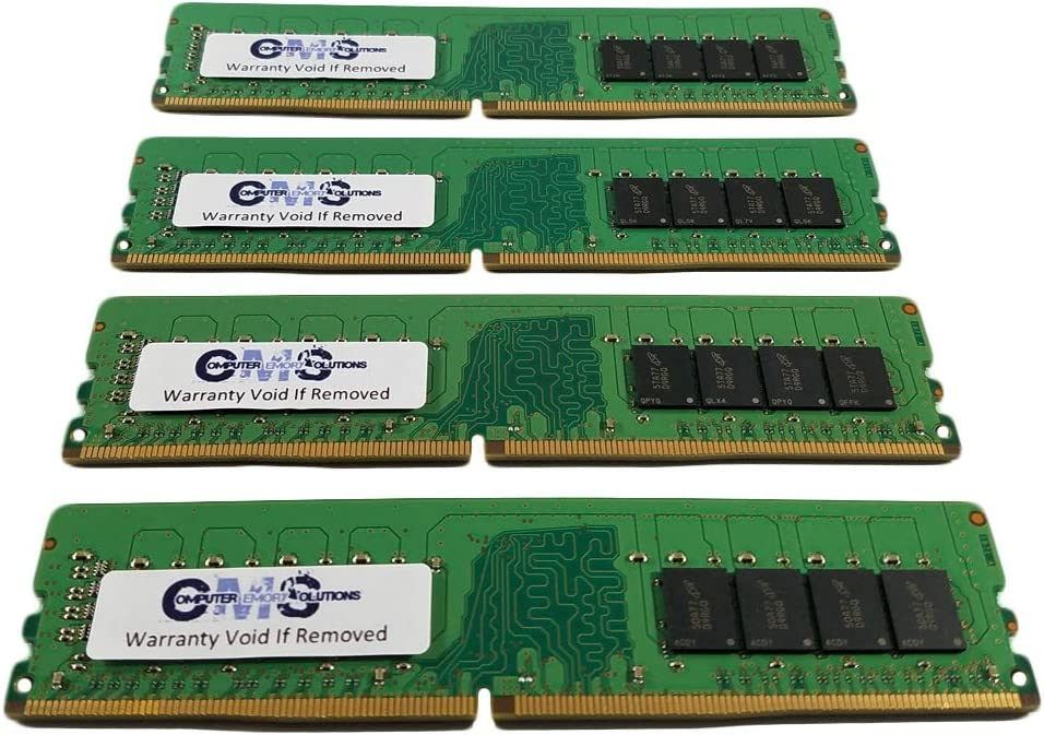 D831MT Memory RAM Compatible with ASUS//ASmobile 32GB 4X8GB MD800 D830MT ROG GT51CH Desktops by CMS C119