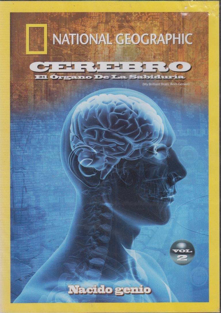 Amazon.com: MY BRILLIANT BRAIN:BORN GENIUS VOL.2(CEREBRO EL ORGANO ...