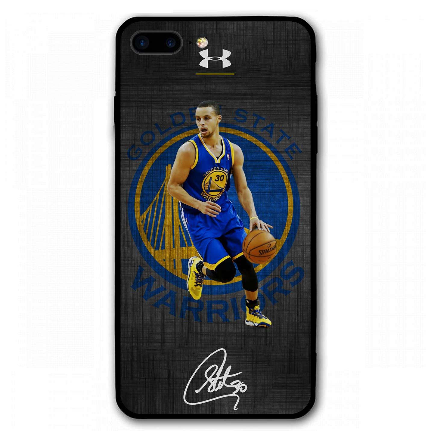 iPhone 7/8 Plus Case Golden State Curry Sign Custom Anti-Scratch Slim Cover Case Fashion Design (iPhone 7/8 Plus)