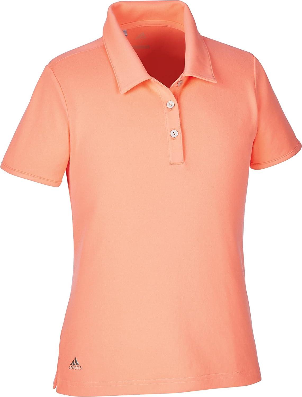 adidas CD6767 Polo de Golf, Niñas, Rojo, S: Amazon.es: Ropa y ...