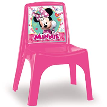 1018 Kinderstuhl Im Disney Minnie Design Für Drinnen Und Draussen