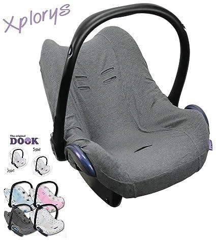 Original DOOKY BabyFit ** Funda universal para sistema de cinturón de 3 y 5 puntos ** Cochecito de bebé, silla de coche como, por ejemplo, para ...
