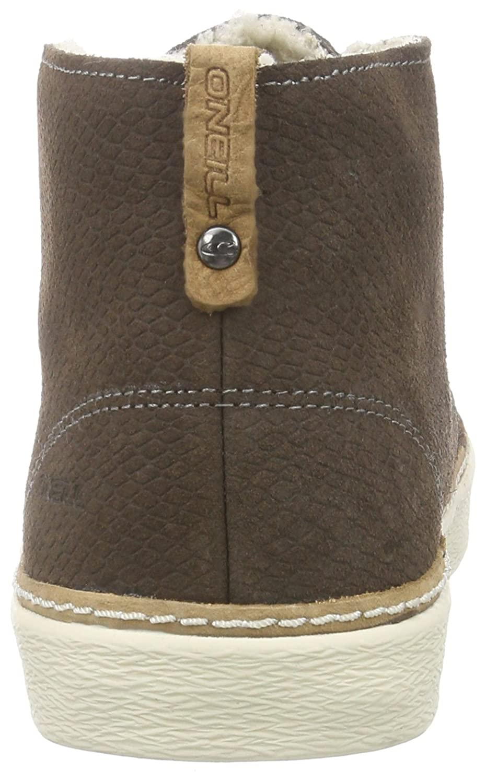 O'NeillKali Suede - Sneaker Donna, Marrone (Braun (D19 Dark Brown)), 42