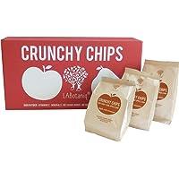 Chips Crujientes de Manzana con Canela 12 bolsas