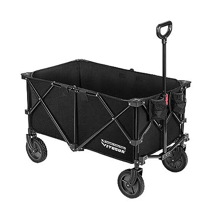 Amazon.com: VIVOSUN Carro de playa plegable y resistente ...