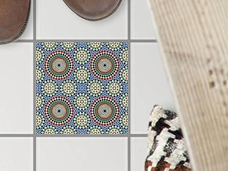 Piastrelle pellicola adesiva bagno sticker adesivo piastrelle